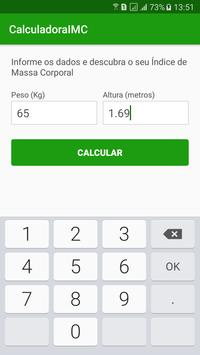 Calculadora IMC 10 screenshot 3