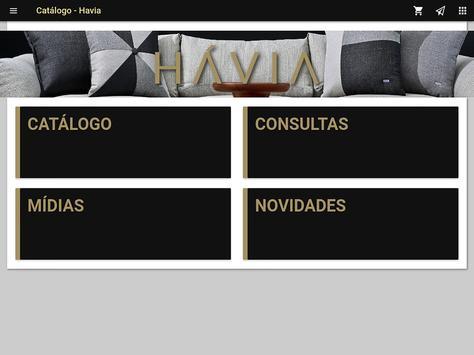 Catálogo Hávia screenshot 1