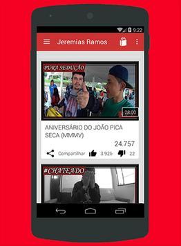 Jeremias Ramos poster