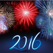 Glückliches neues Jahr icon