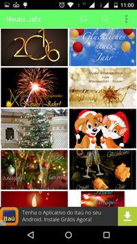 Glückliches neues Jahr apk screenshot