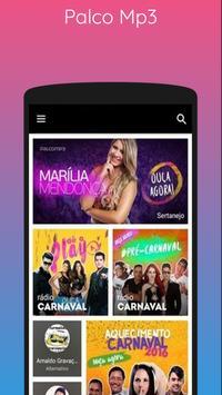 Guide Palco Mp3 Brazilian Music Radio screenshot 3