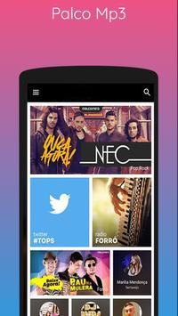 Guide Palco Mp3 Brazilian Music Radio screenshot 4