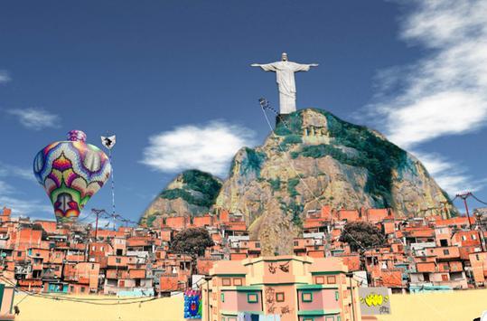 Pipa Combate 3D imagem de tela 2