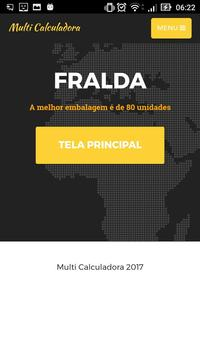 Multi Calculadora Econômica screenshot 5
