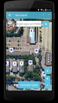 PUC Minas Mapa Campus apk screenshot