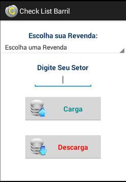 Check List Barril - ReGra screenshot 1