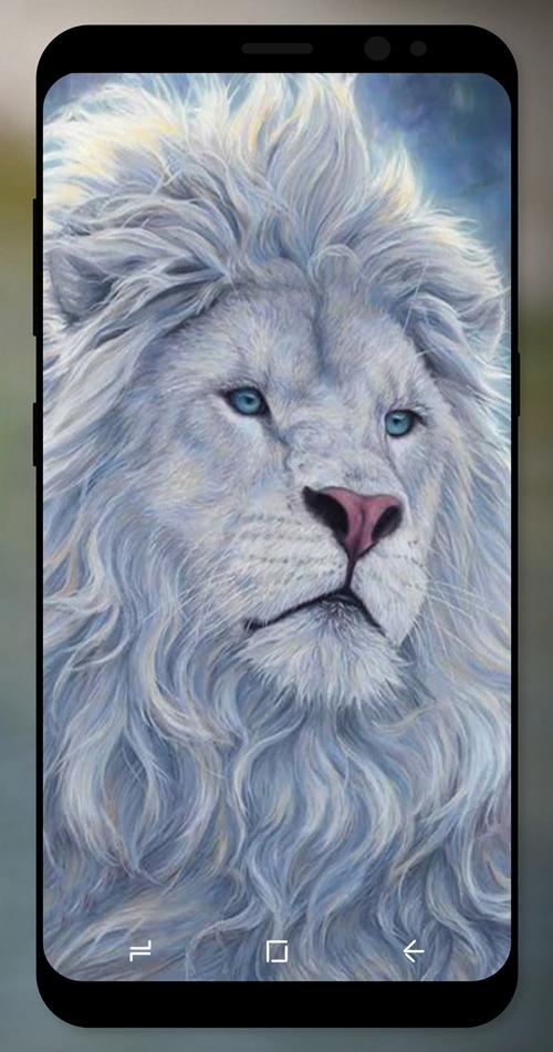 White Lion Wallpaper For Android Apk Download Images, Photos, Reviews