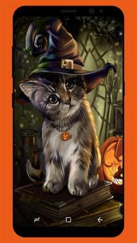 Halloween Wallpaper screenshot 1