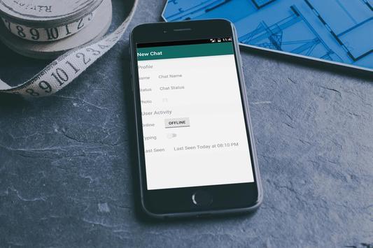 Mentor for WhatsFake Chat Conversation apk screenshot
