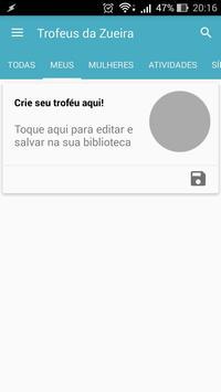 Troféus da Zueira screenshot 3