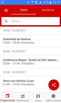 IX Conferência Municipal de Saúde de Quixadá screenshot 1