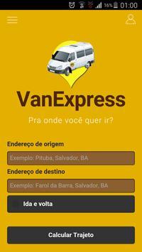 Van Express poster