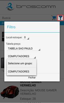 Brascomm Mobile apk screenshot
