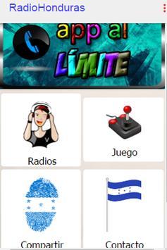 Radio Honduras poster