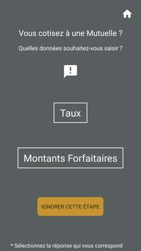 Captain Paye : Convertisseur de salaire Brut ↔ Net screenshot 5