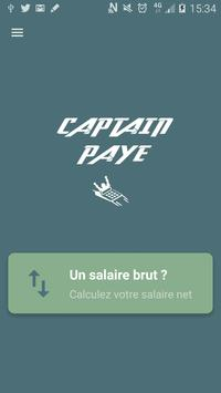 Captain Paye (Unreleased) poster