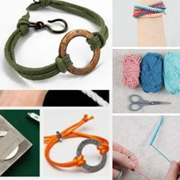 DIY Bracelet Tutorials 2018 screenshot 4