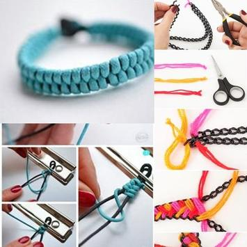 DIY Bracelet Tutorials 2018 screenshot 5