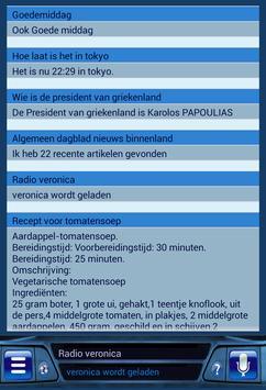 BRAINZ Nederlandse Persoonlijke Digitale Assistent screenshot 1