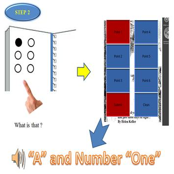 Braille Learning System-Johnny apk screenshot