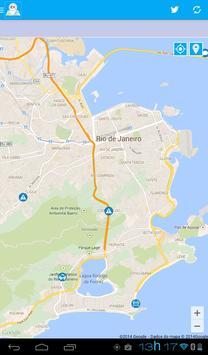 lei seca rj - Leiseca Maps स्क्रीनशॉट 6