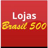 Lojas Brasil 500 icon