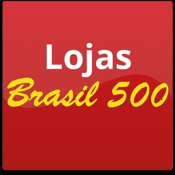 Lojas Brasil 500 poster