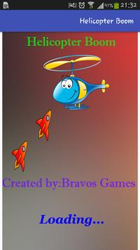 Helicopter Boom poster
