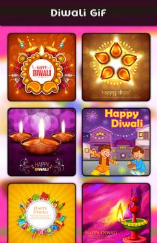 Diwali GIF Wishes poster