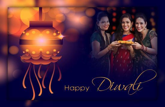 Diwali Photo Frames - happy Diwali apk screenshot