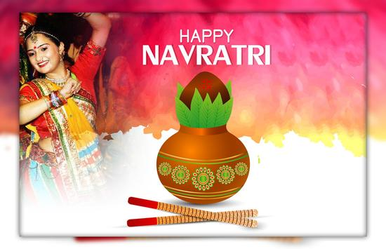 Navratri Photo Frame - Navratri Photo Editor screenshot 2