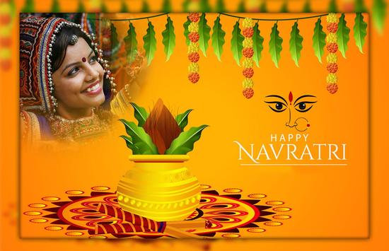 Navratri Photo Frame - Navratri Photo Editor screenshot 3