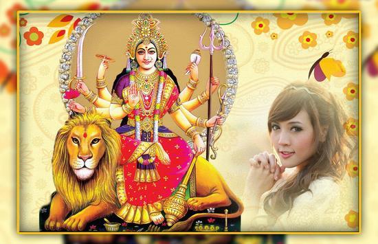 Navratri - Navratri Photo Editor Frames poster