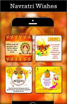 Navratri SMS - Navratri Best Whises poster