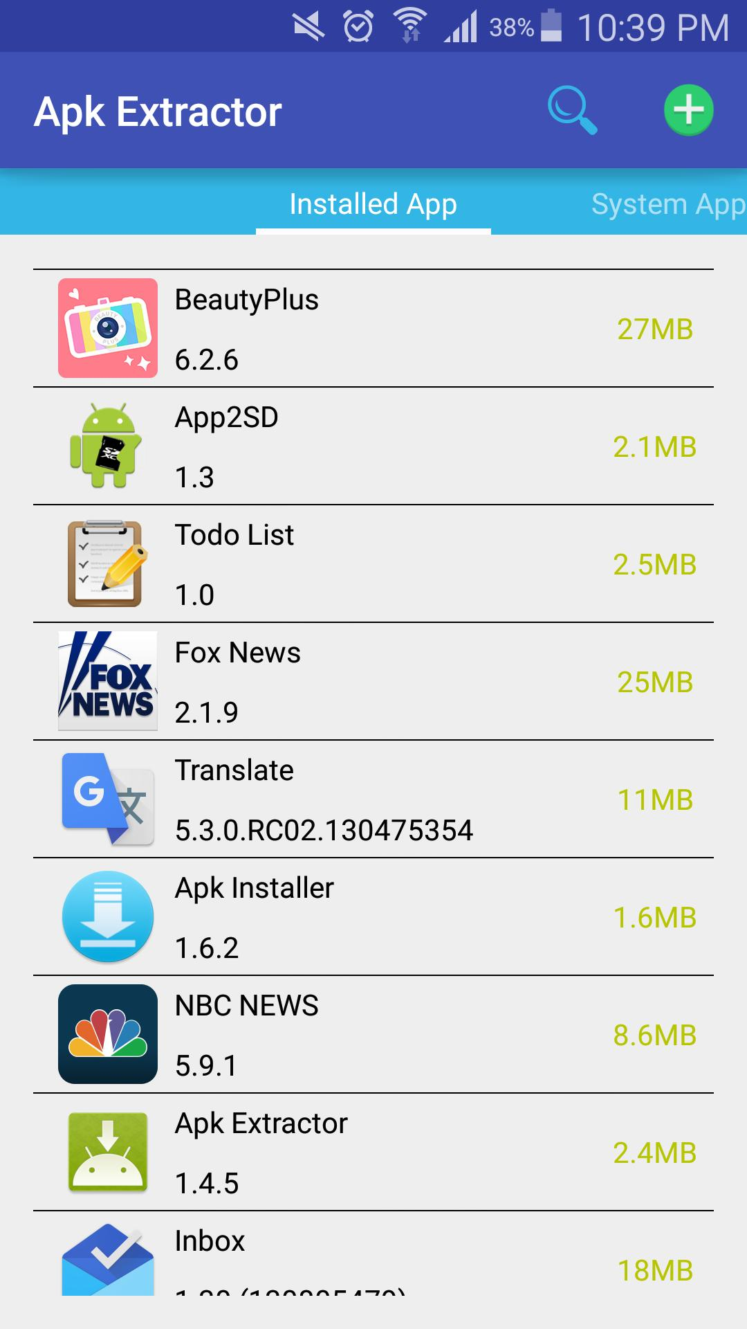 Apk Extractor for Android - APK Download