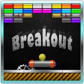 Brick Breaker: Super Breakout icon