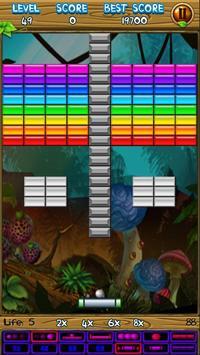 Brick Breaker: Super Breakout screenshot 6