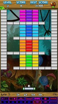 Super Breakout: Brick Breaker apk screenshot