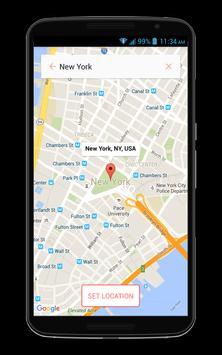 GPS Hack apk screenshot