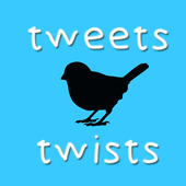 Tweets and Twists - micro fiction, quotes, stories icon