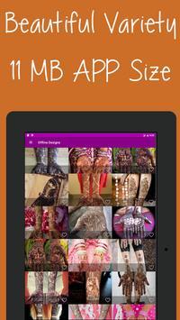 Bridal Mehdni Designs 2017 apk screenshot