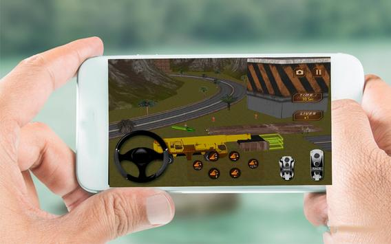 Bridge Construction Crane &  Building Simulation apk screenshot