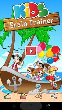 Kids Brain Trainer (Preschool) poster