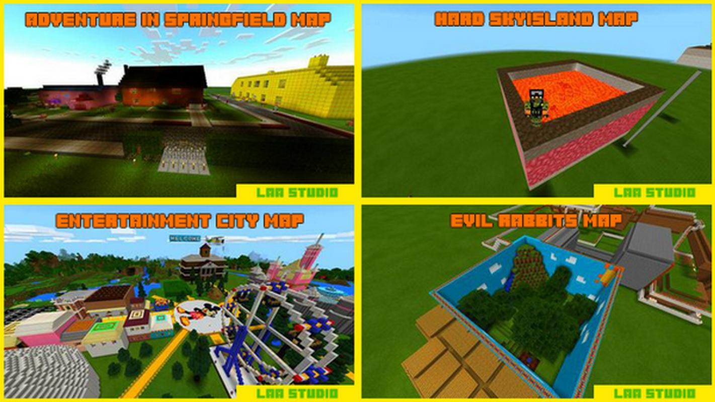Adventure Maps For MCPE for Android - APK Download