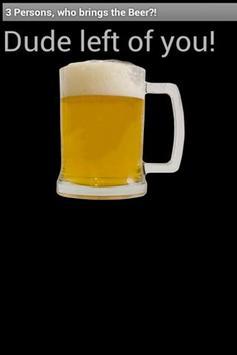 Bring Beer poster