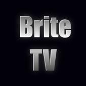 Brite TV أيقونة