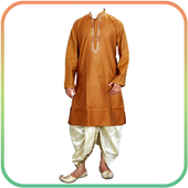Men Traditional Photo Dresses icon