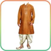 Men Traditional Photo Dresses icon