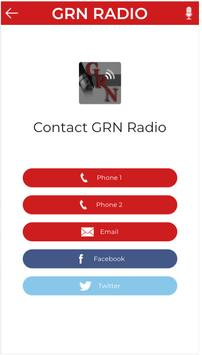 Gospel Radio Network screenshot 5
